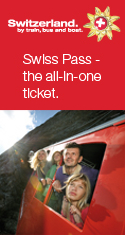 Swiss Pass - The all-in-one ticket in Switzerland