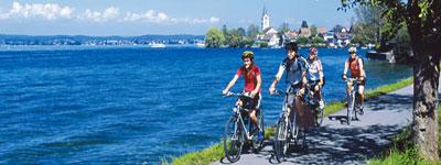 Enjoy summer in Switzerland