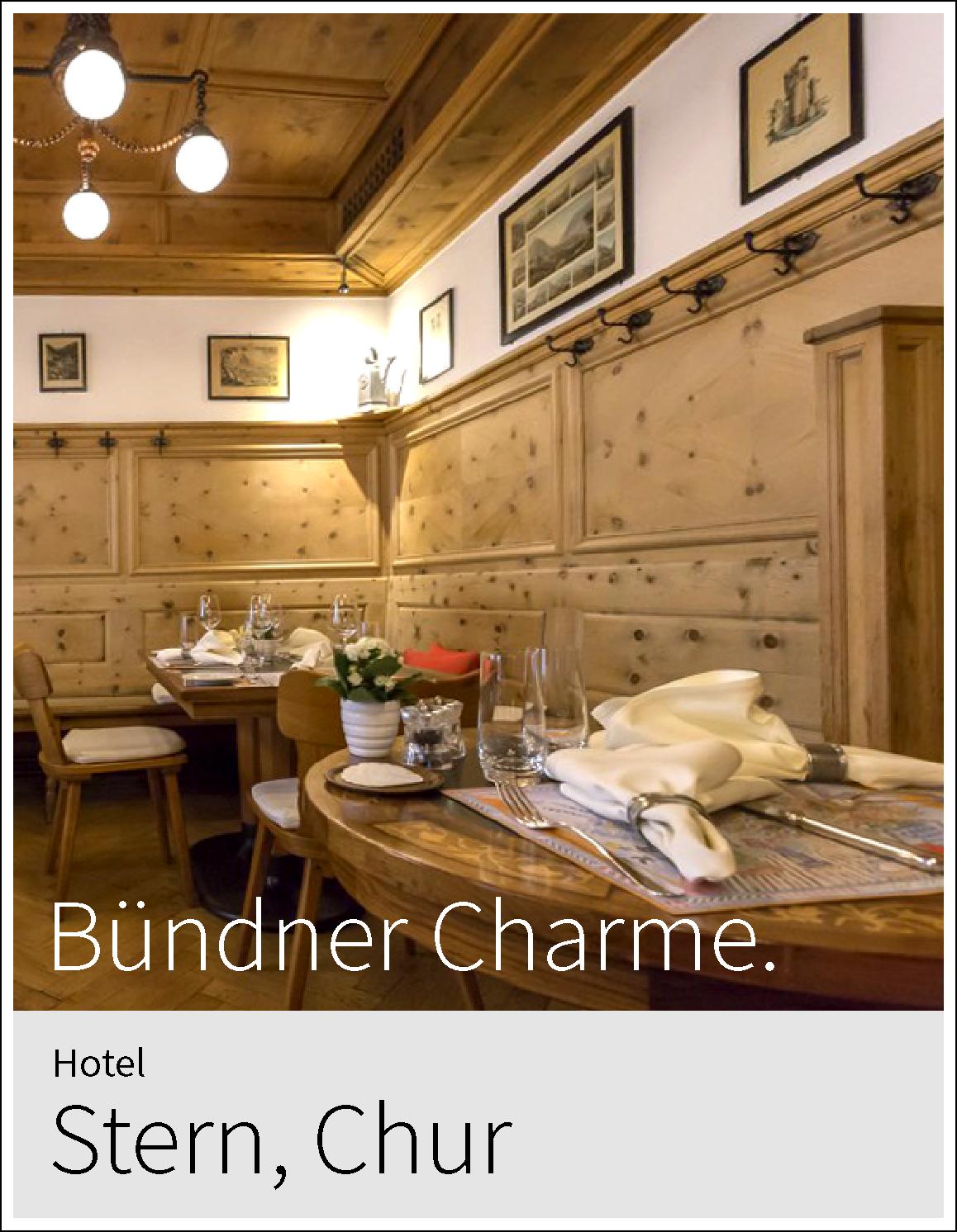 Hotel Stern in Chur