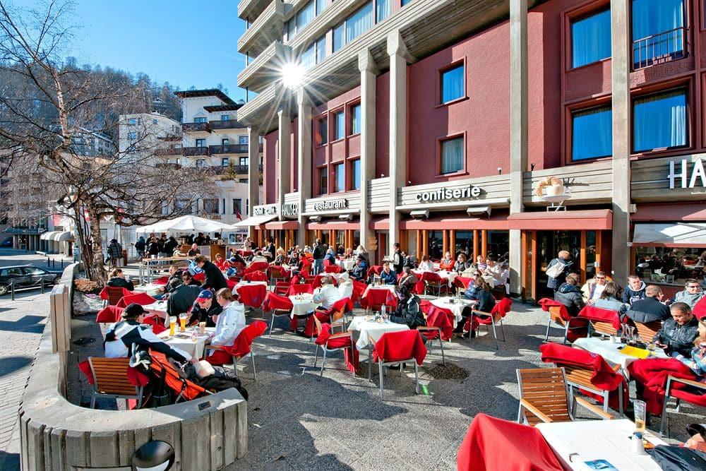 st moritz hotel hauser Magic Switzerland